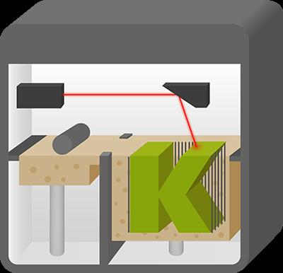 3D-Metalldruck (SLM)