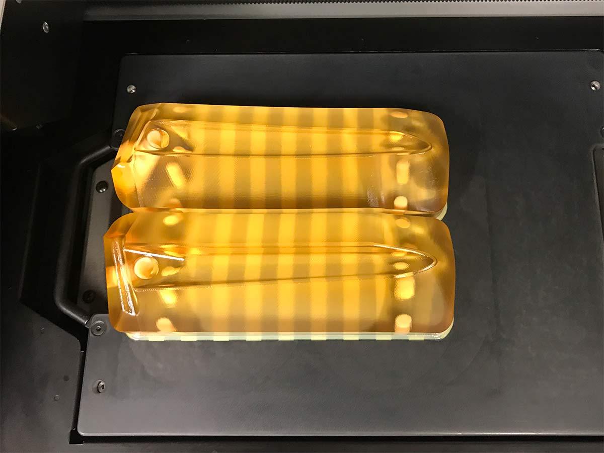 Inkjet/Polyjet (FLT) 3D-Druck